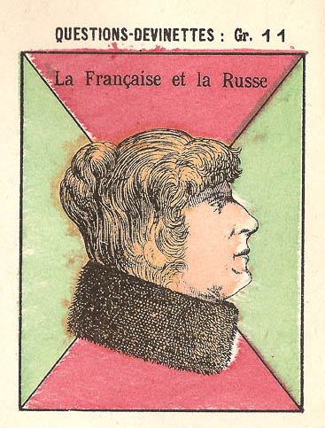 Französin oder Russin?