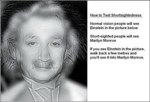Einstein/Monroe