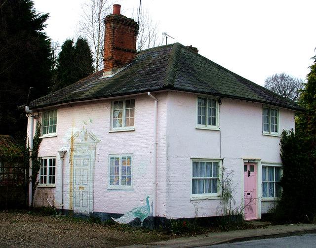 Yoxford, Suffolk, Großbritannien