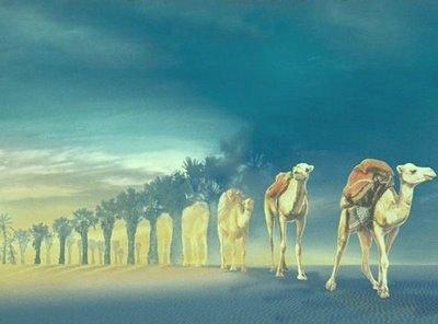 Palmen oder Kamele?