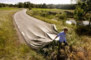 Straßenplanum oder Straßenplane?