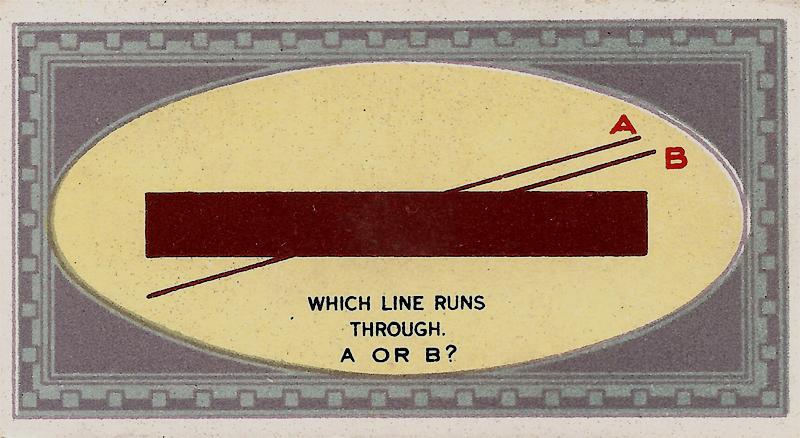 Eine Linie
