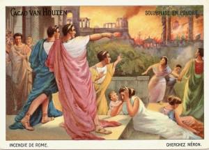 Der große Brand von Rom