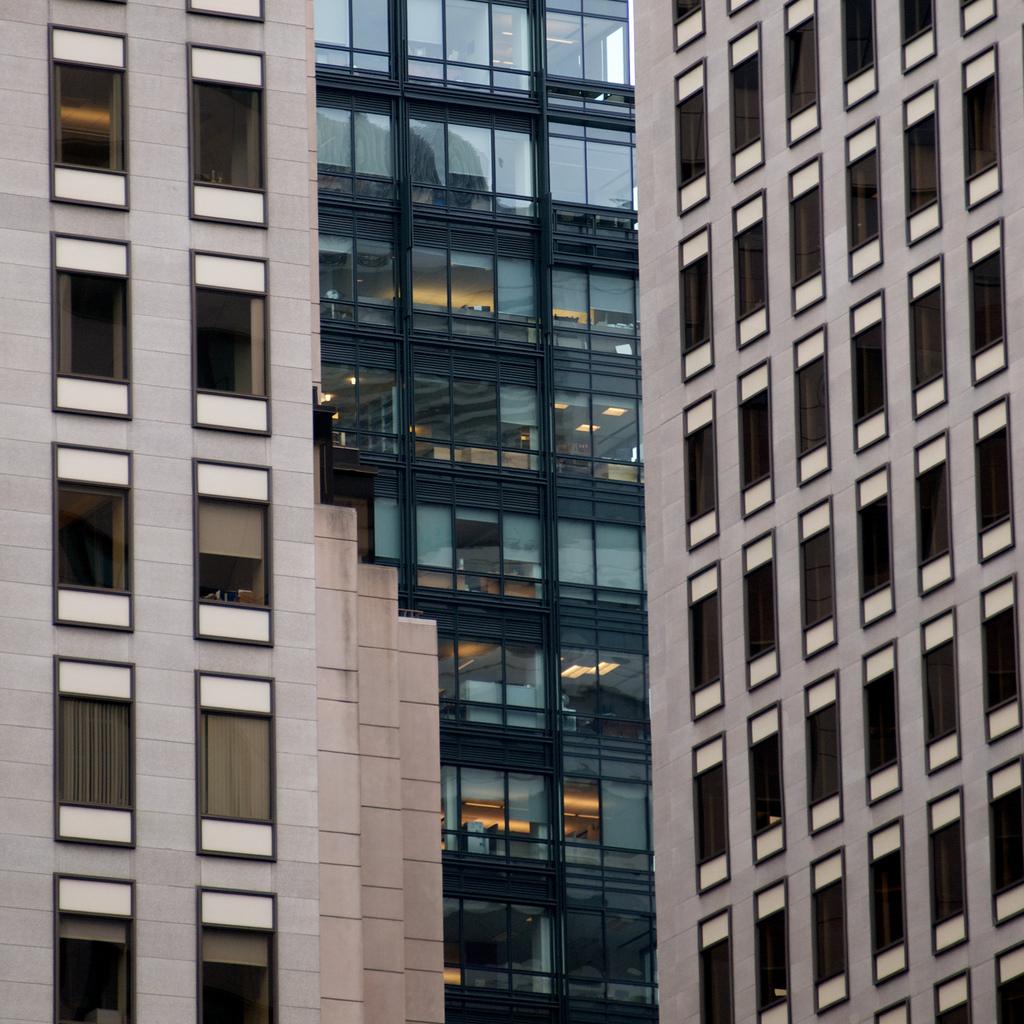 Origami Skyscraper