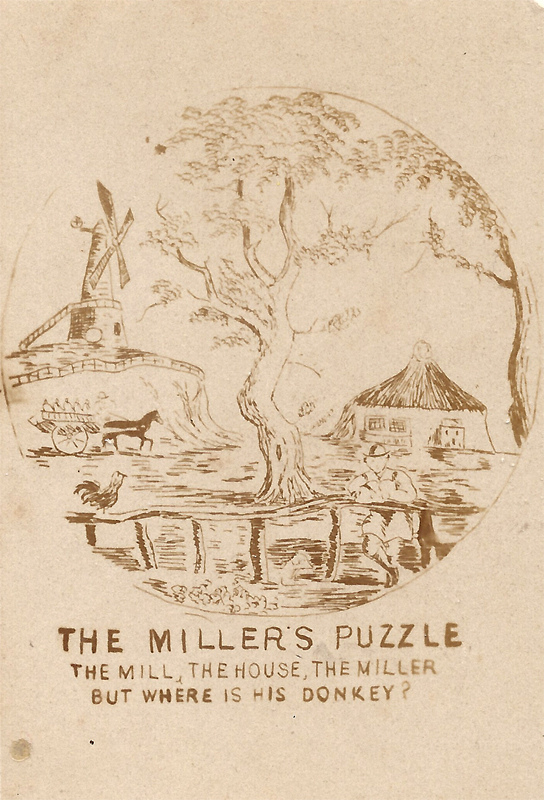 The Miller's Puzzle