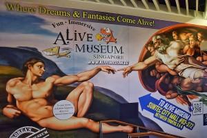 Alive Museum, Singapur