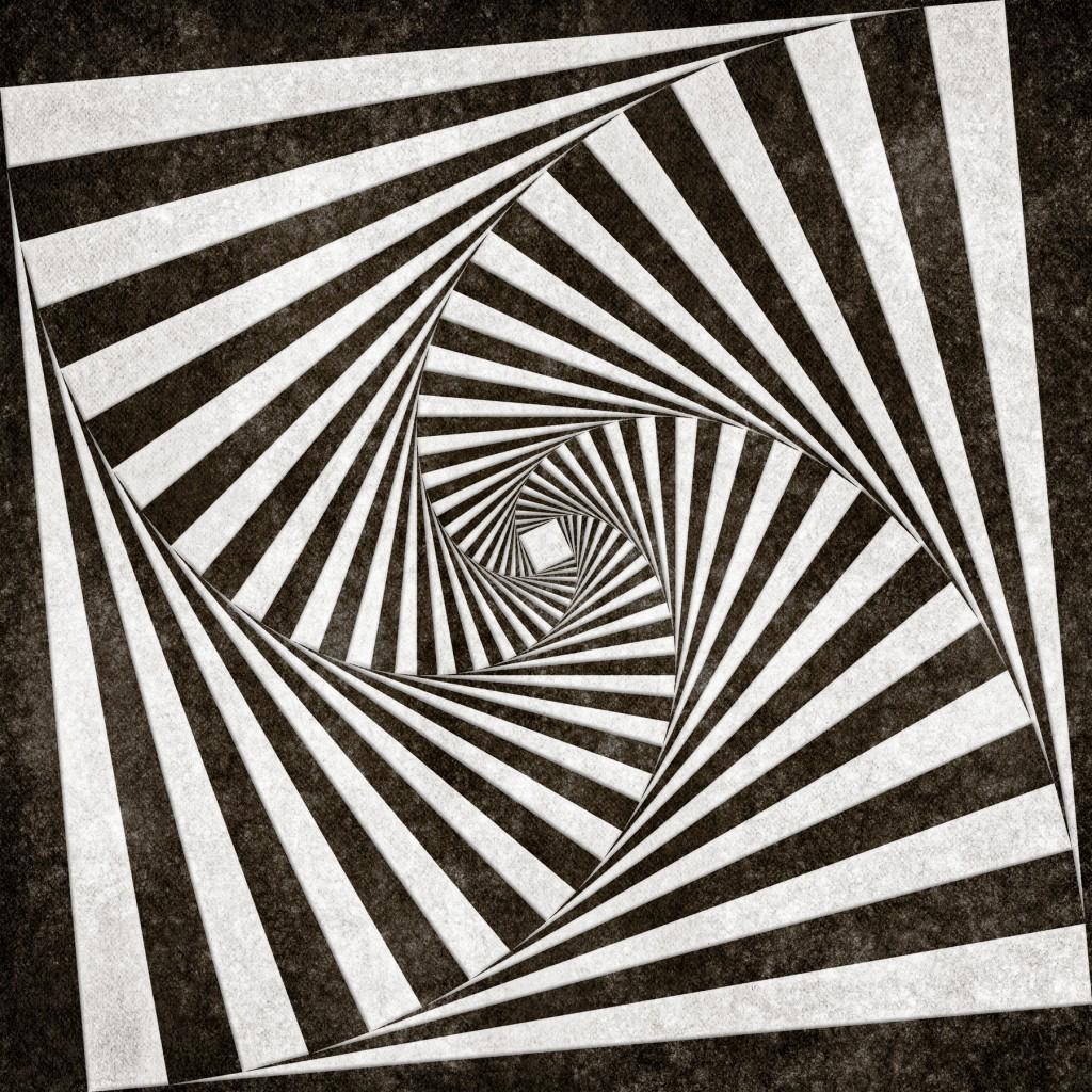 Spiral Tunnel Grunge