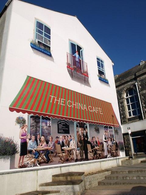 The China Café, St Austell