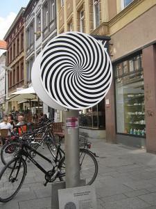 Optische Täuschung Göttingen