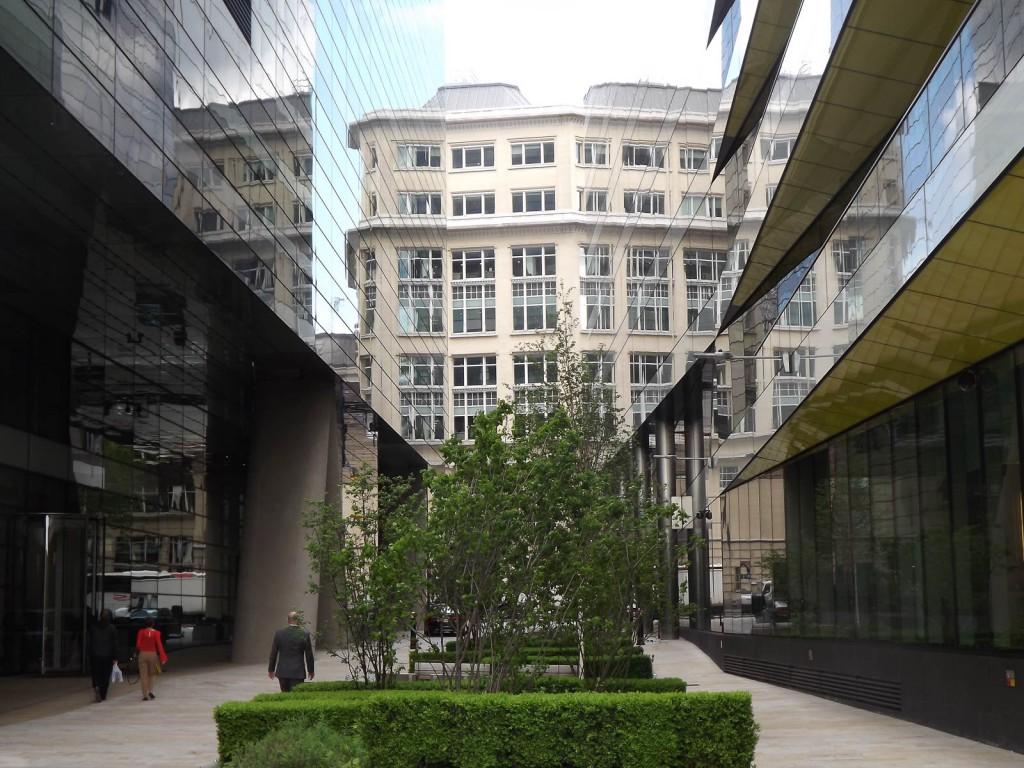 London-Spiegelung