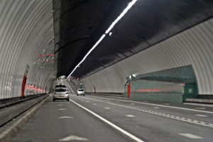 Queensway Road Tunnel