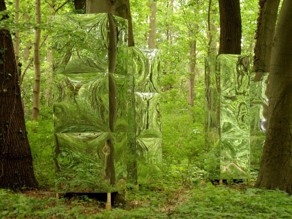 Spiegel-Wald