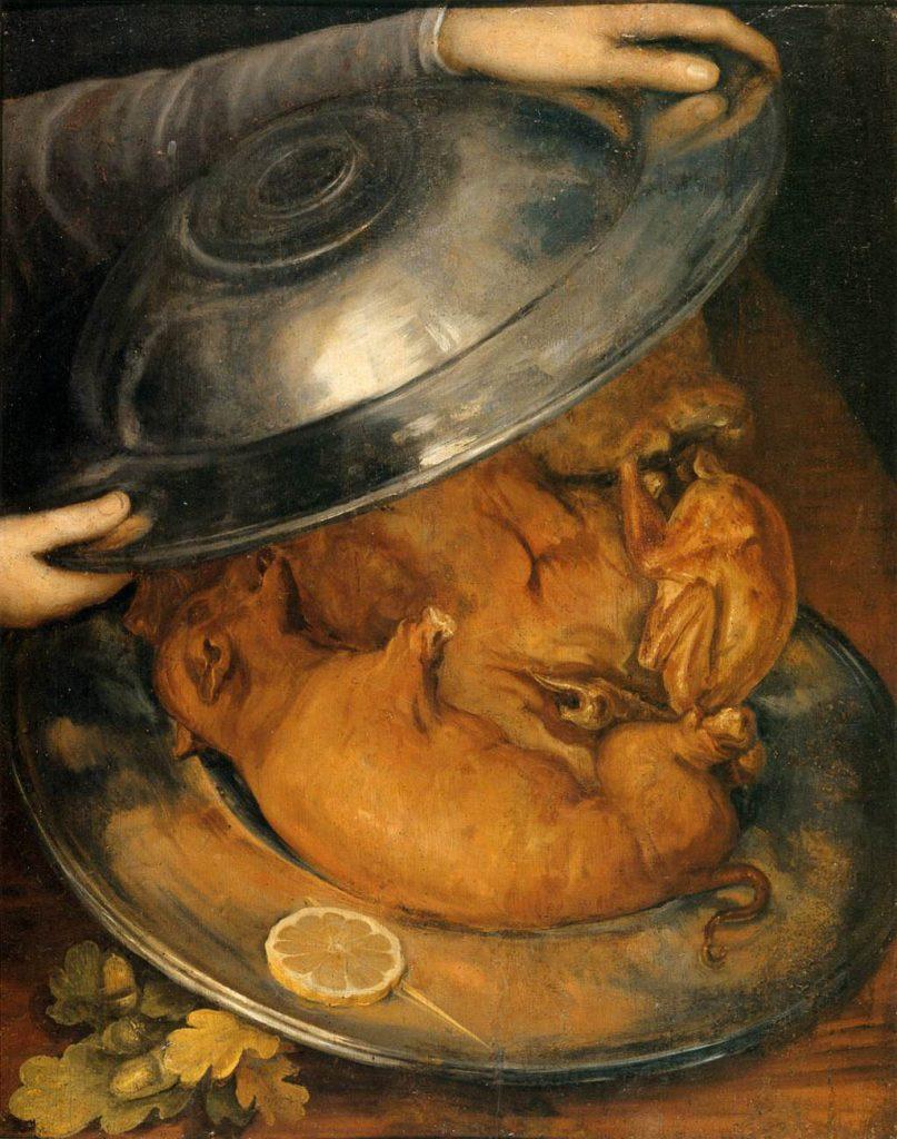 Fleischplatte (Giuseppe Arcimboldo)