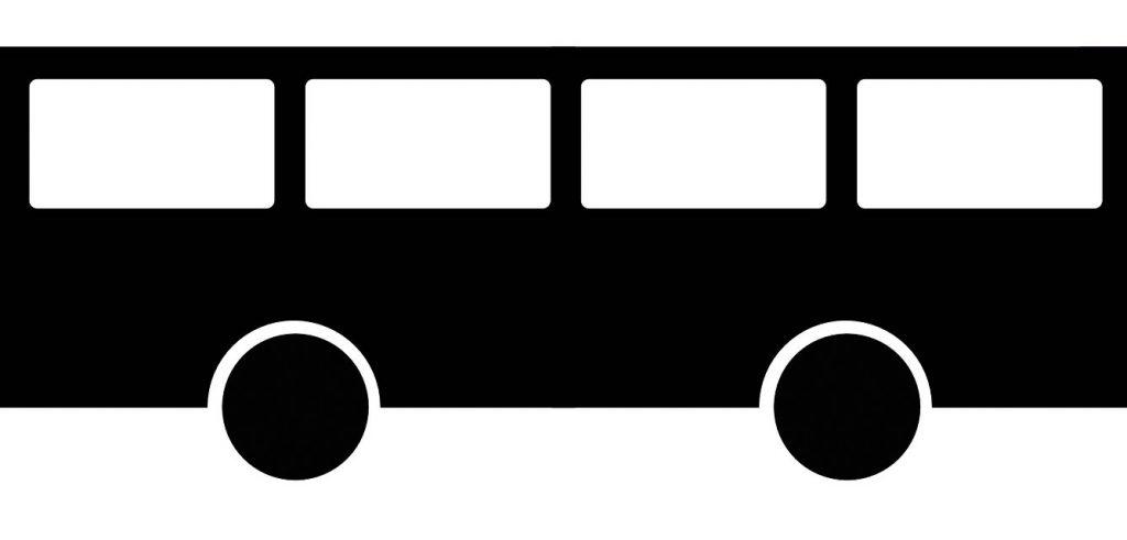 Bus-Richtung