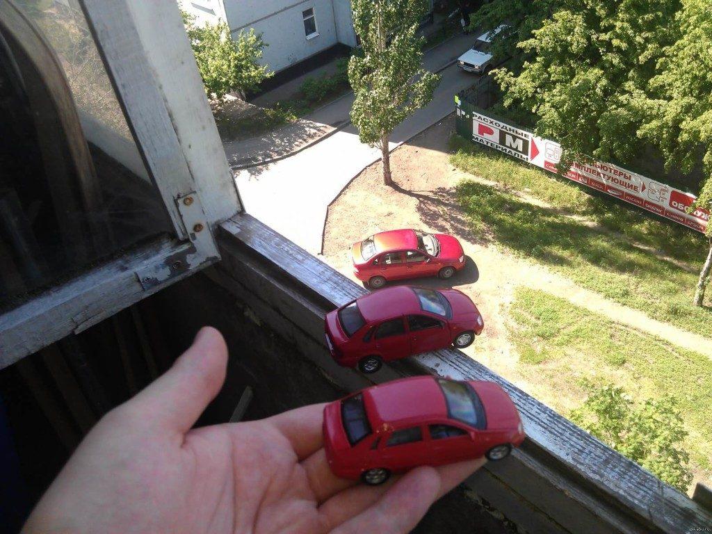 Drei Autos