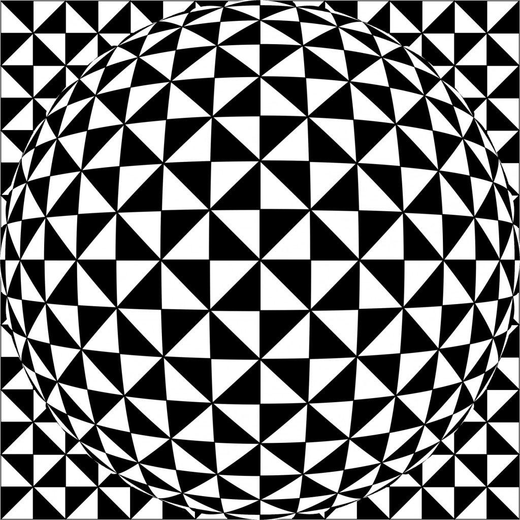 Kugel – räumlicher Effekt