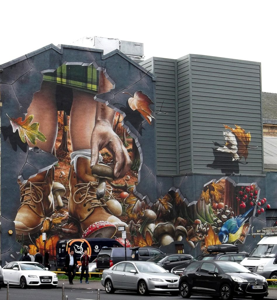 Awesome Mural