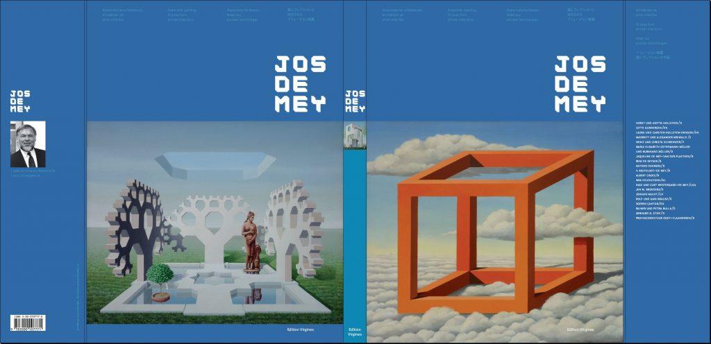 Cover Jos de Mey