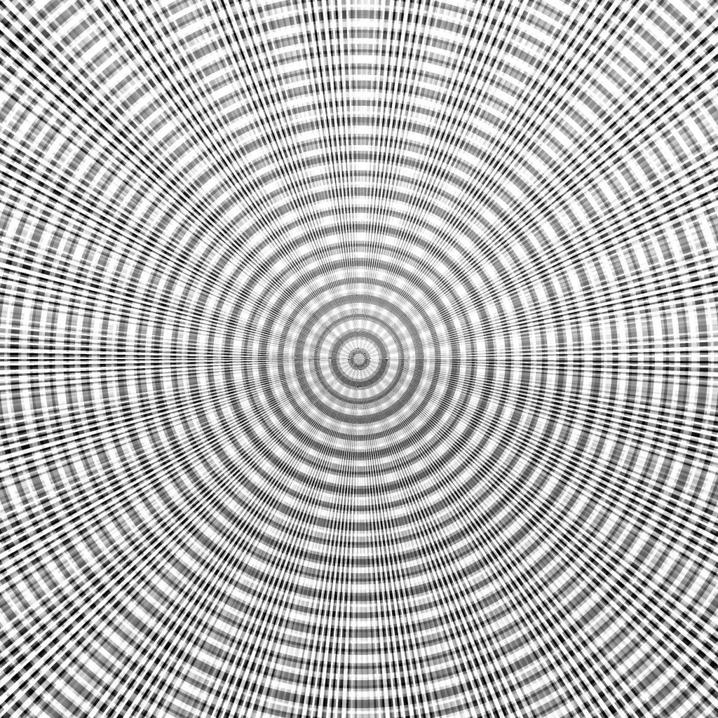 Schwarz-Illusion