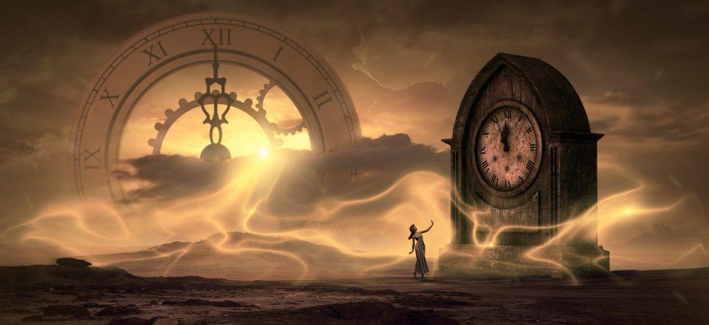 Fantasy-Uhr