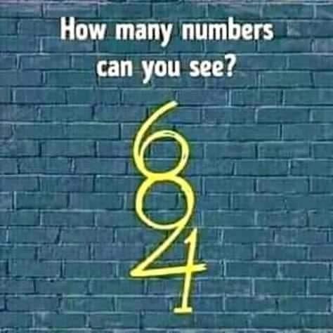 Wie viele Ziffern