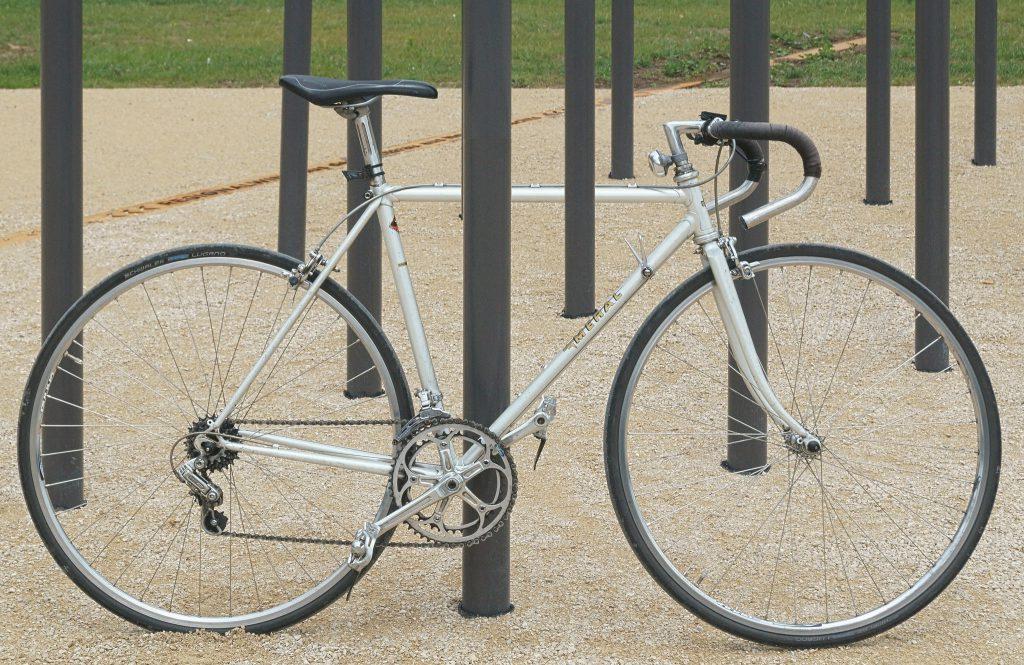 Unmögliches Fahrrad