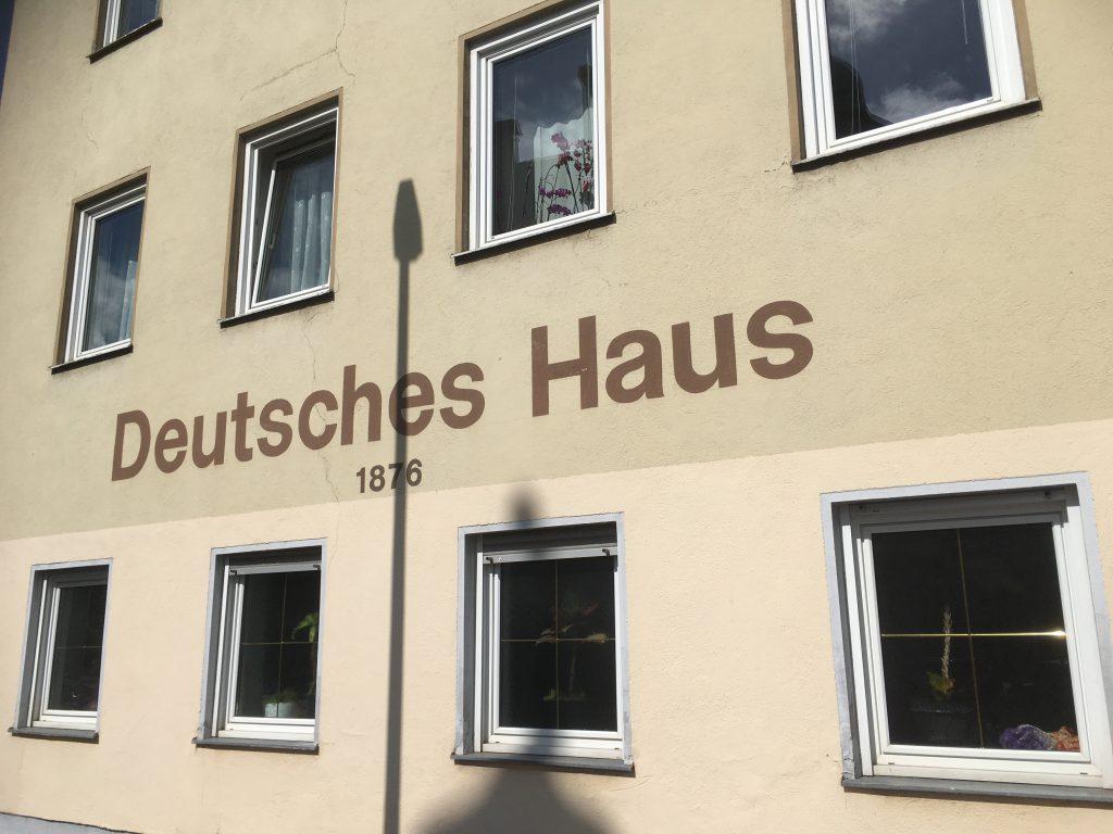 Deutsches Haus 1876