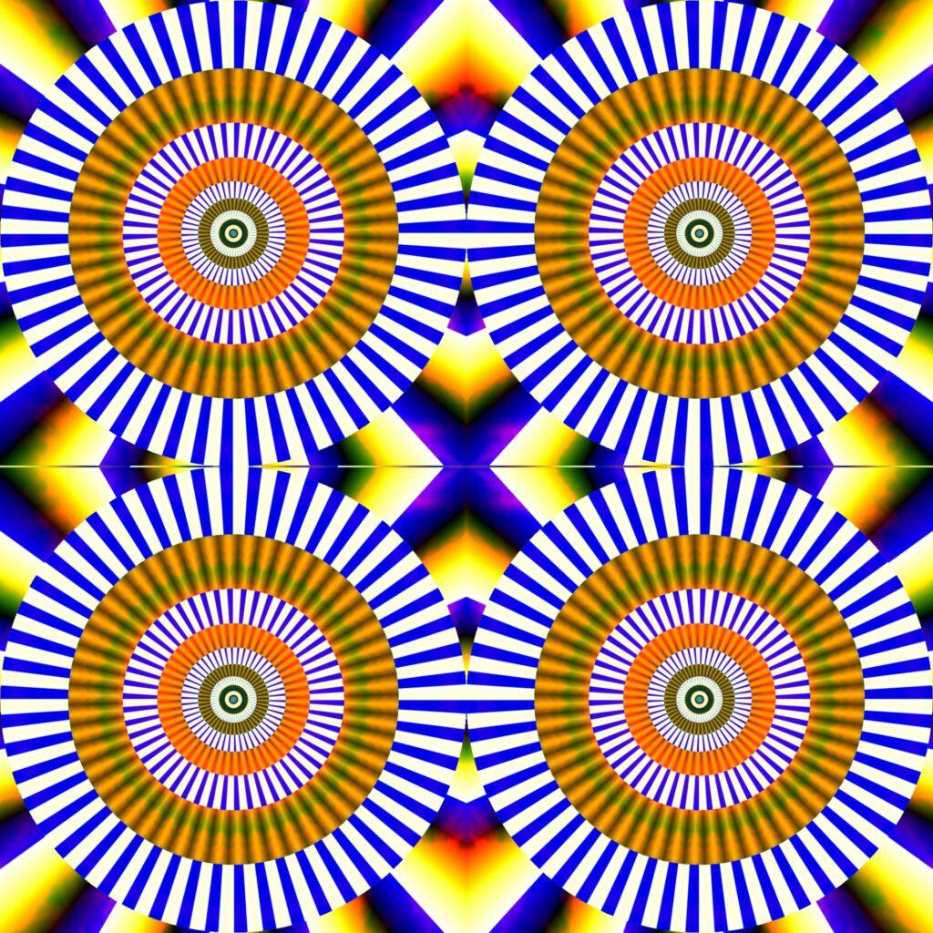Seamless Texture Illusion