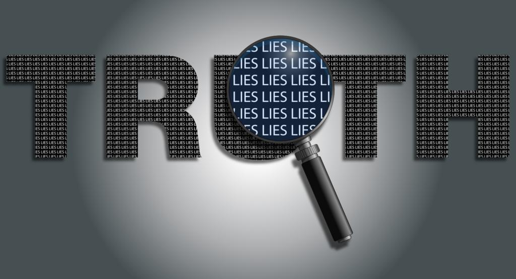 Truth – Lies