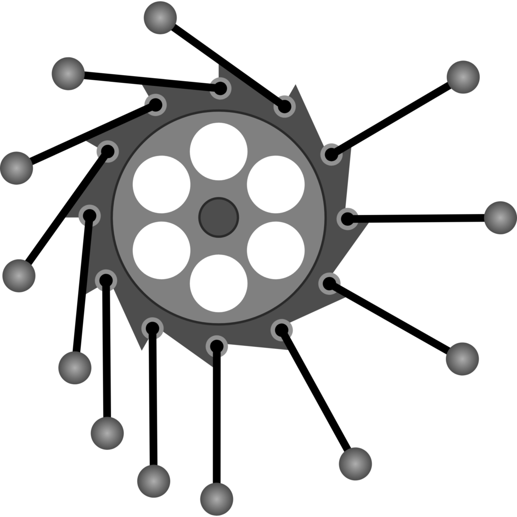 Overbalanced Wheel