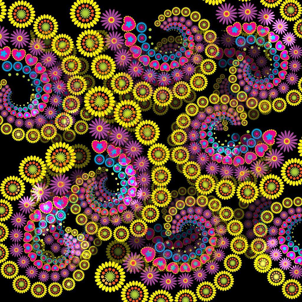 Flower Spirale