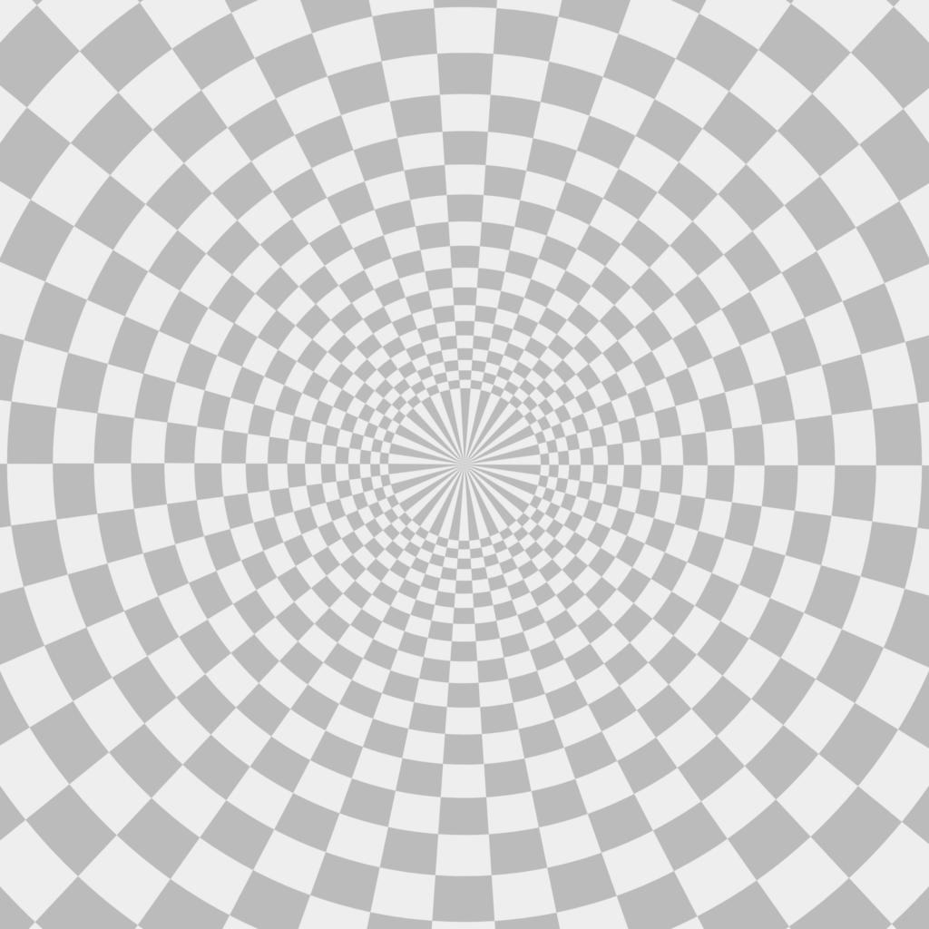 Spirales Flimmern